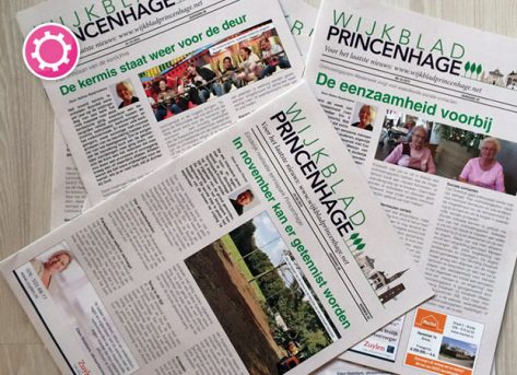 Wijkblad Princenhage