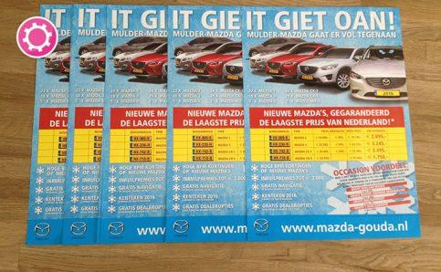 Mazda Rotterdam en Waddinxveen