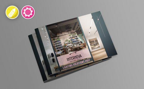 Heldere brochure – Internova