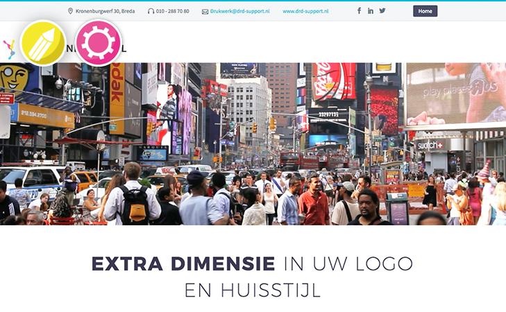 Bewegendlogo.nl – De website voor een bewegend logo!