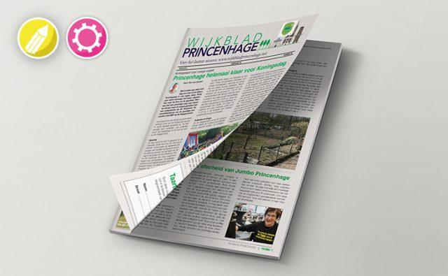 Periodieke invulling – Wijkblad Princenhage