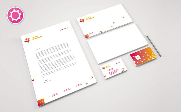 Huisstijl en brochure SMO – Studio Keukentafel