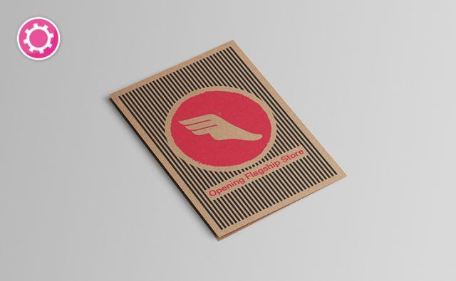 Uitnodiging flagship store The Athlete's Foot – Euretco