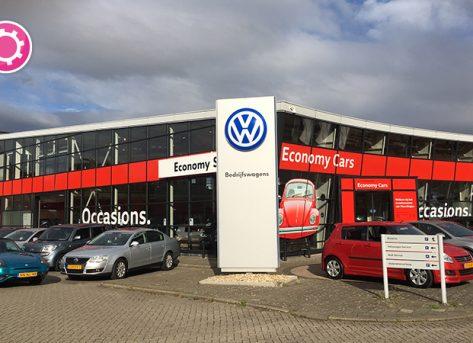 Inrichting en Aankleding Occasion Center – Auto Hoogenboom