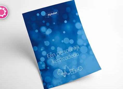 Kerstgeschenk (Handling) – Alphabet Nederland BV