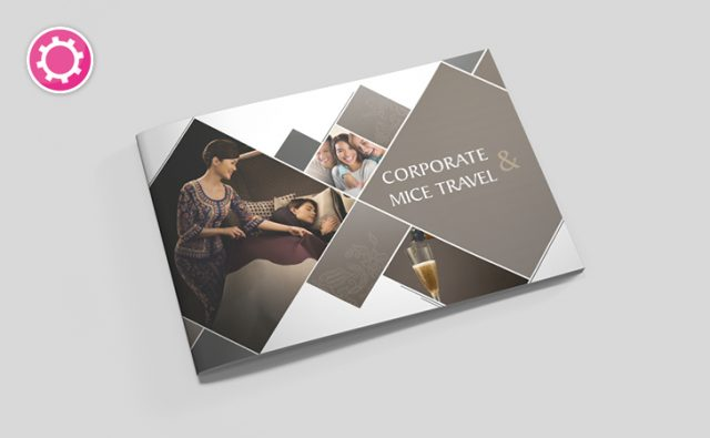Corporate Brochure – Singapore Airlines