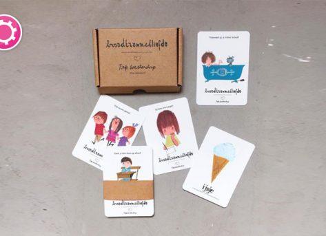 Doosjes en kaarten – Brooddtrommelliefde