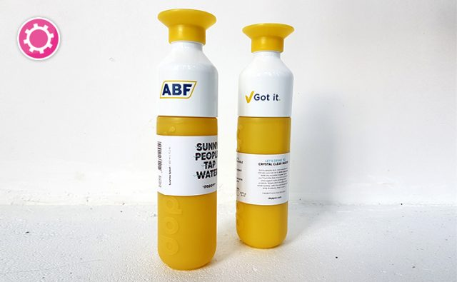 Dopper geschenk medewerkers – ABF