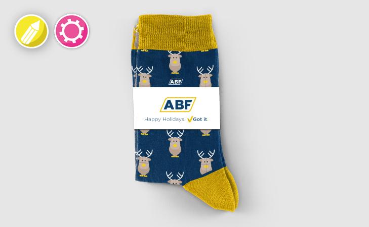 Kerstgeschenk relaties ABF