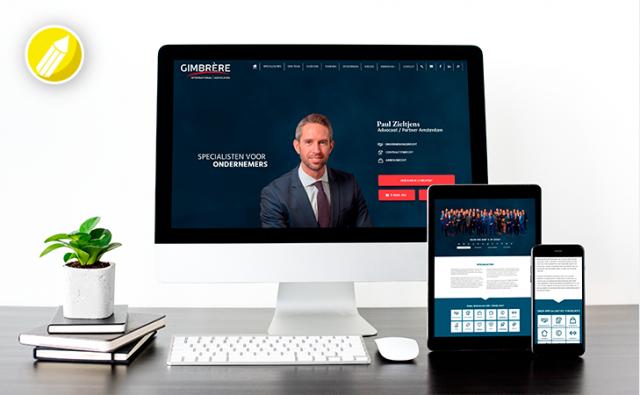 Website Gimbrère